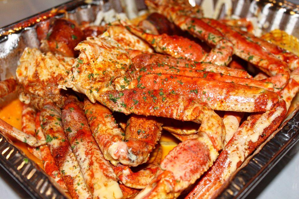 The Seafood Shack: 1700 University Blvd, Jackson, MS
