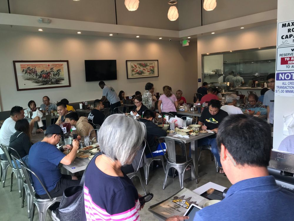 Trieu Chau Noodle Bar: 11632 South St, Artesia, CA