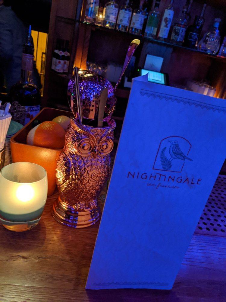 Nightingale Bar: 239 Kearny St, San Francisco, CA