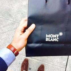boutique mont blanc geneve