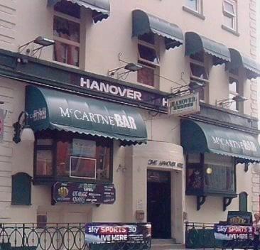 McCartney's Bar & Hanover Hotel
