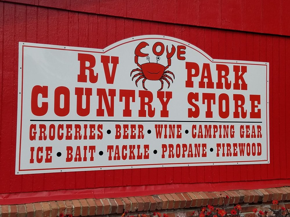Cove Rv Park: 303075 US Highway 101, Brinnon, WA