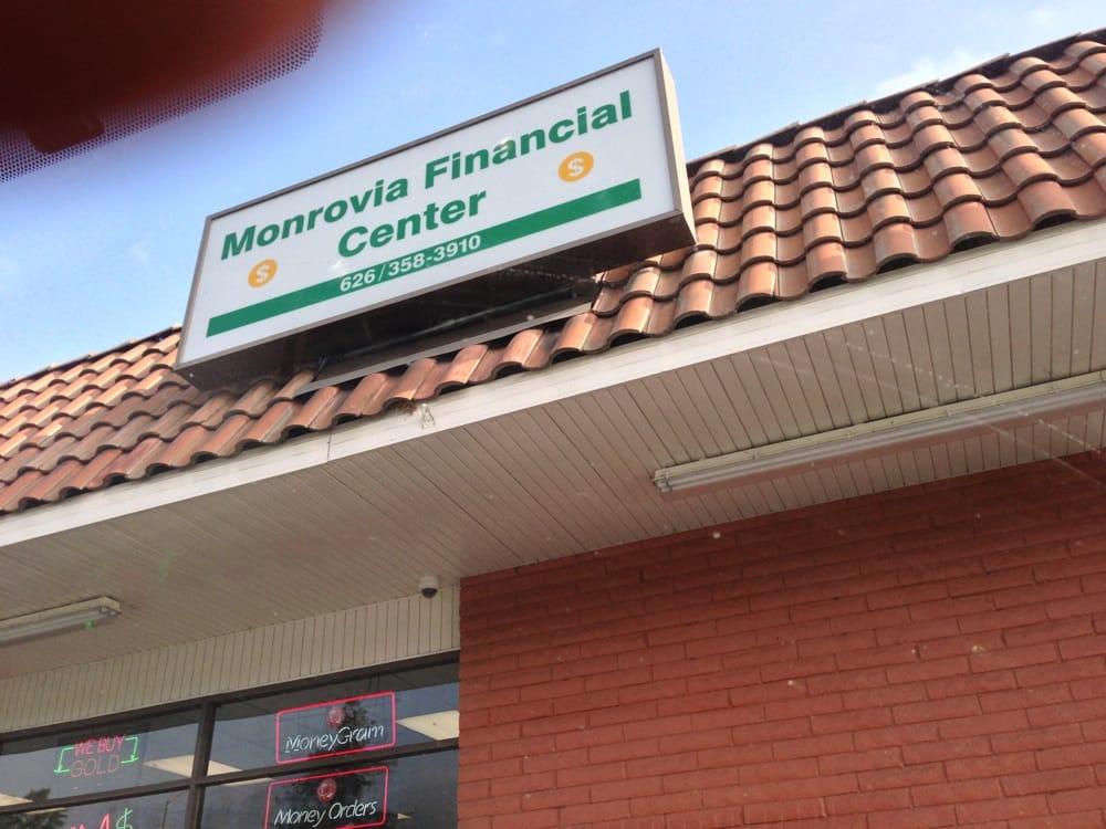 Monrovia Financial Center