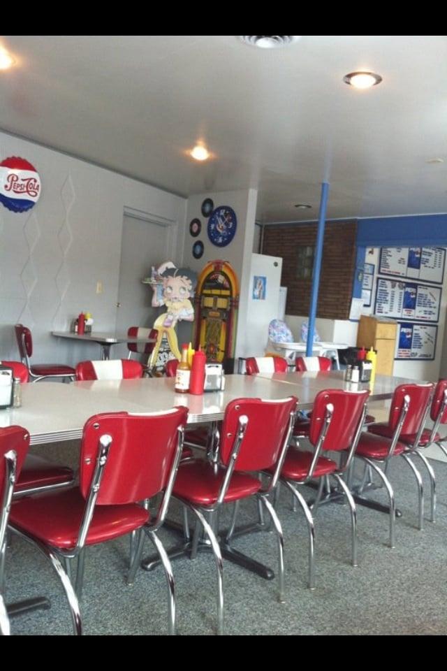 Tiger Inn Drive Inn: 206 W 1st Ave, Odessa, WA