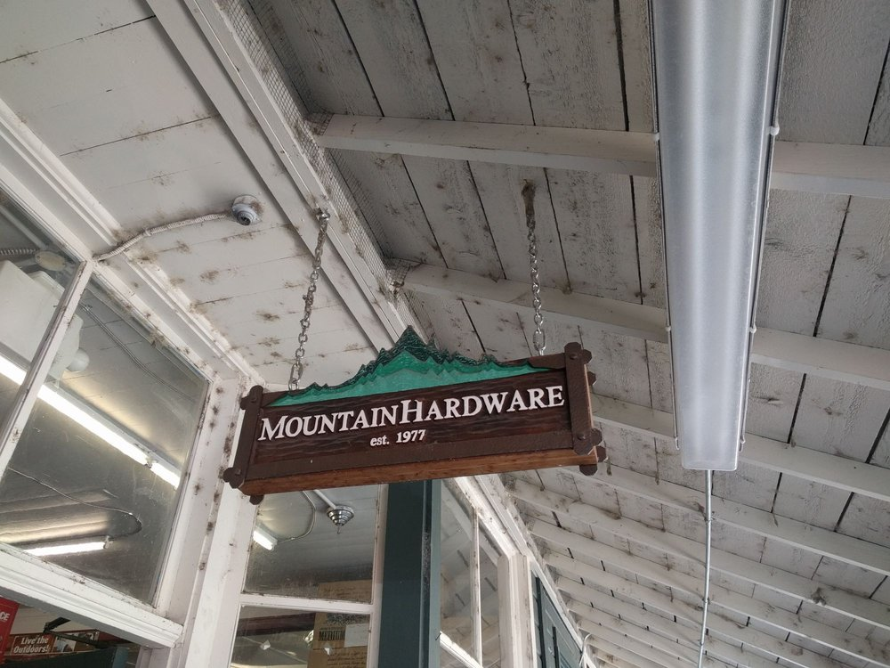 Mountain Hardware & Sports: 282 Bonta St, Blairsden Graeagle, CA
