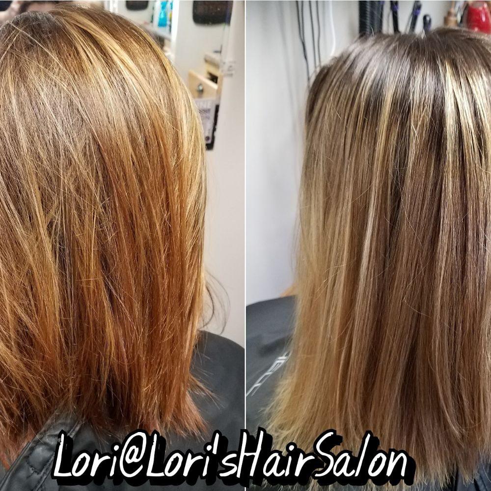 Lori's Hair Salon: 2307 Saint Clair Ave, East Liverpool, OH