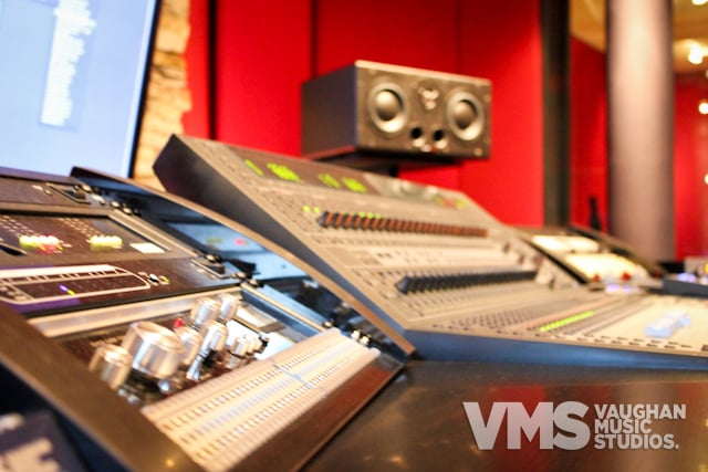 Vaughan Music Studios