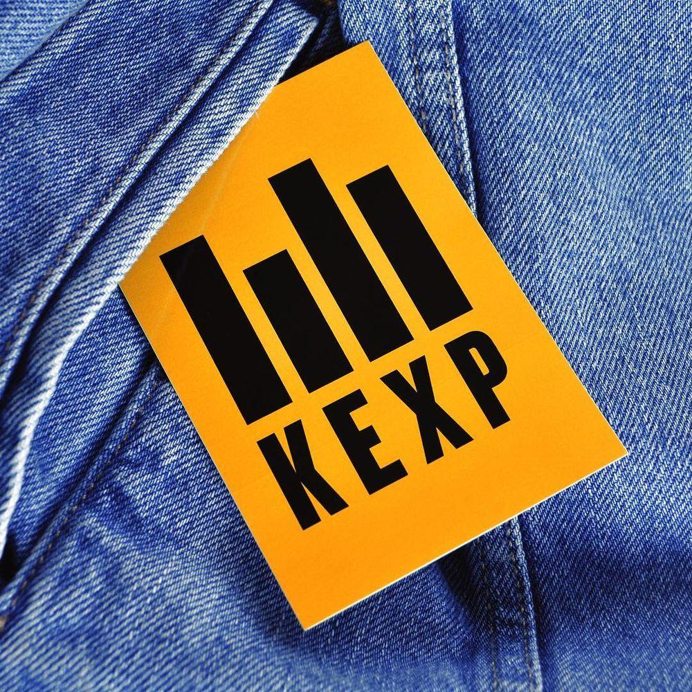 Photo of diecutstickers tukwila wa united states custom stickers for kexp