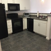 Very Ious And Photo Of The Enclave Apartments Gainesville Fl United States Kitchen Is Huge