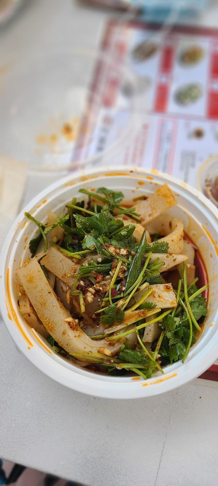 Food from Xi'an Noodles