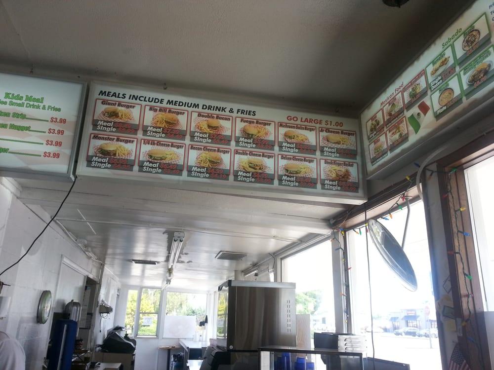 Bill's Family Restaurant: 704 W 1st St, Wapato, WA