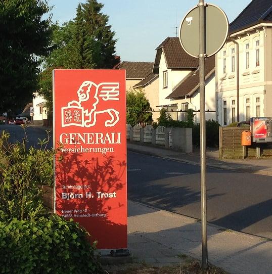 Bjorn H Trost Generali Versicherungen Insurance Neuer Weg 12