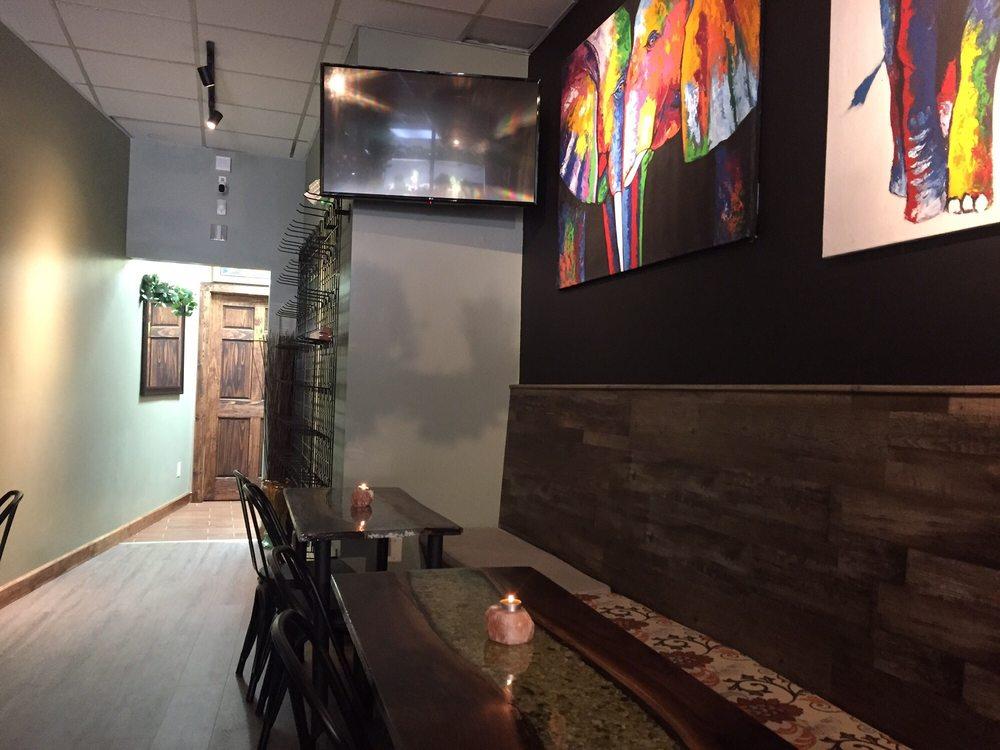 Social Spots from Fresh Juice Bar