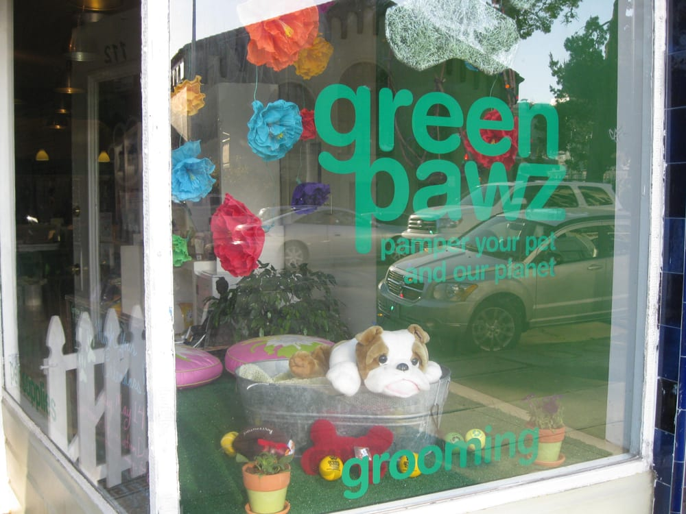 Green Pawz Pet Boutique & Grooming: 772 Stanyan St, San Francisco, CA