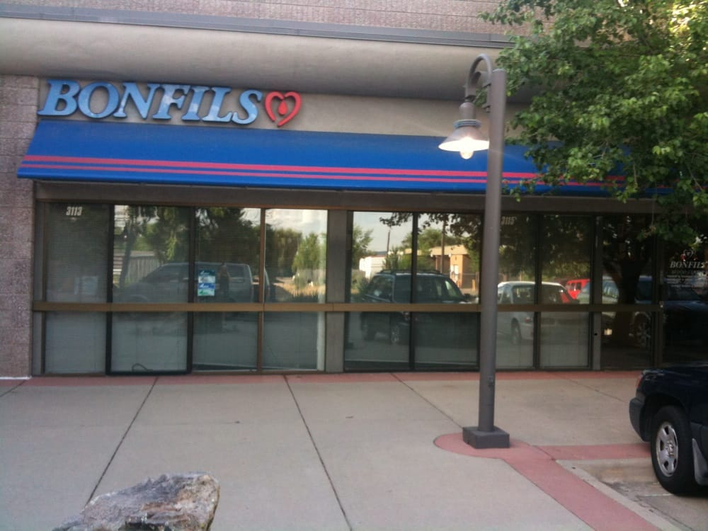 Bonfils Blood Center: 3113 28th St, Boulder, CO