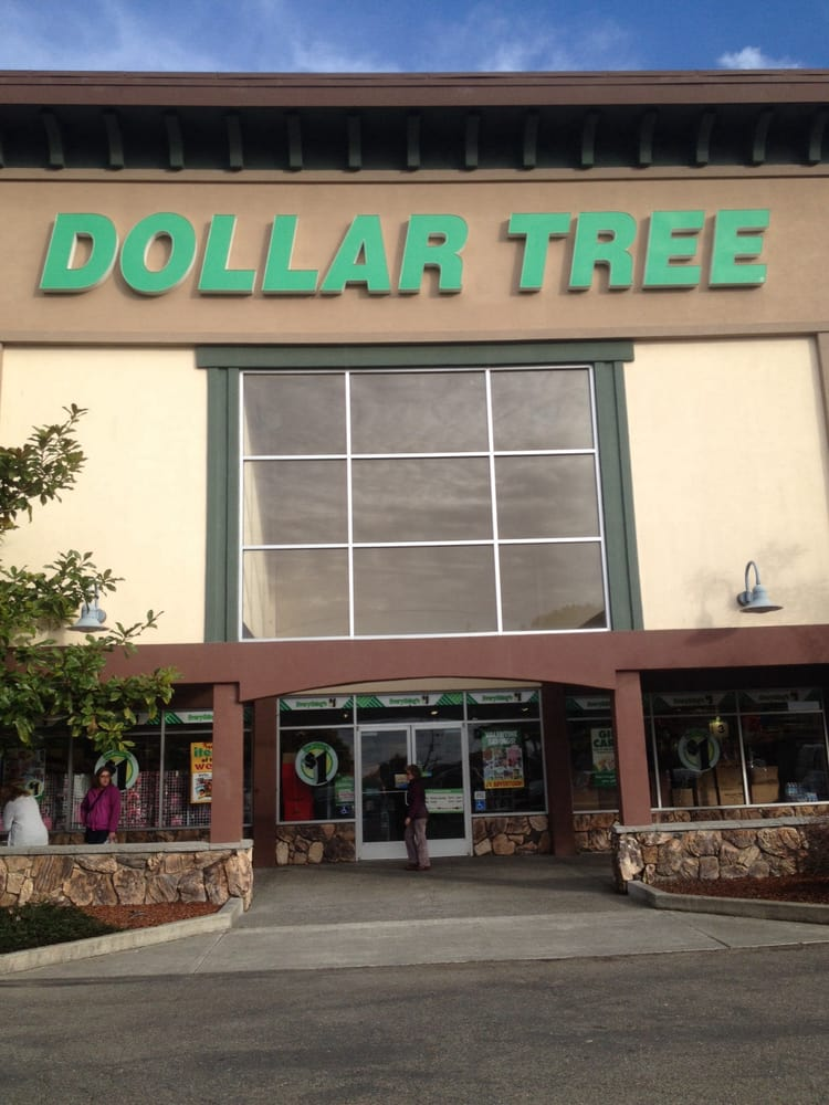 Dollar Tree: 800 W Harris St, Eureka, CA