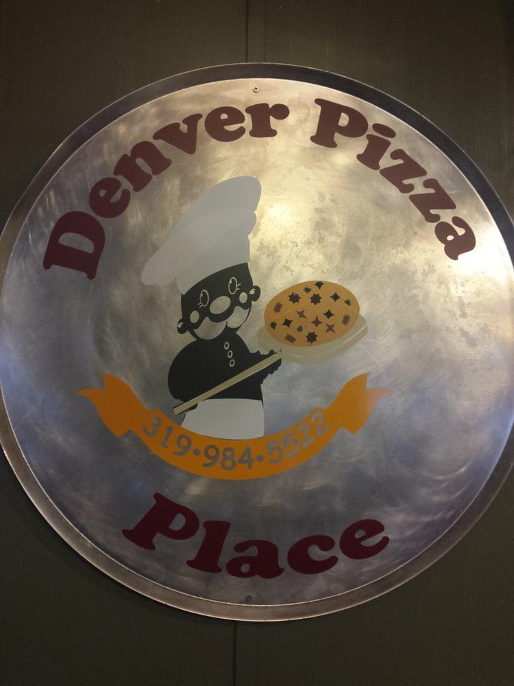 Denver Pizza Place: 230 S State St, Denver, IA