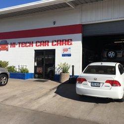 Hi tech car care 26 photos 58 reviews auto repair 2924 e photo of hi tech car care phoenix az united states busy solutioingenieria Choice Image