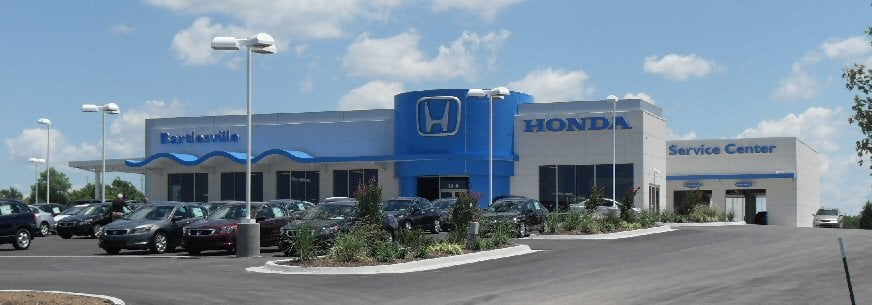 Honda Of Bartlesville: 3210 SE Washington Blvd, Bartlesville, OK