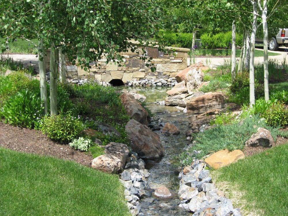 All Seasons Landscaping: 901 S Main St, Bellevue, ID