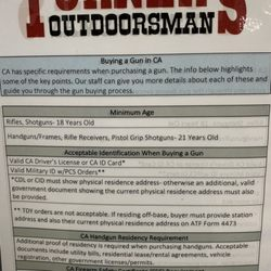 Photo of Turner's Outdoorsman - San Marcos, CA, United States