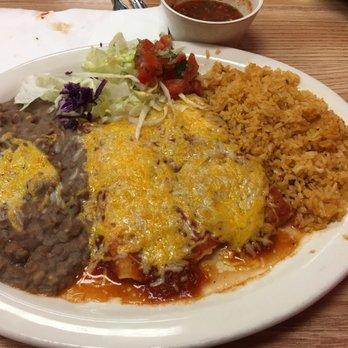 Photo Of Amigos Mexican Restaurant Boise Id United States Pretty Basic Menu