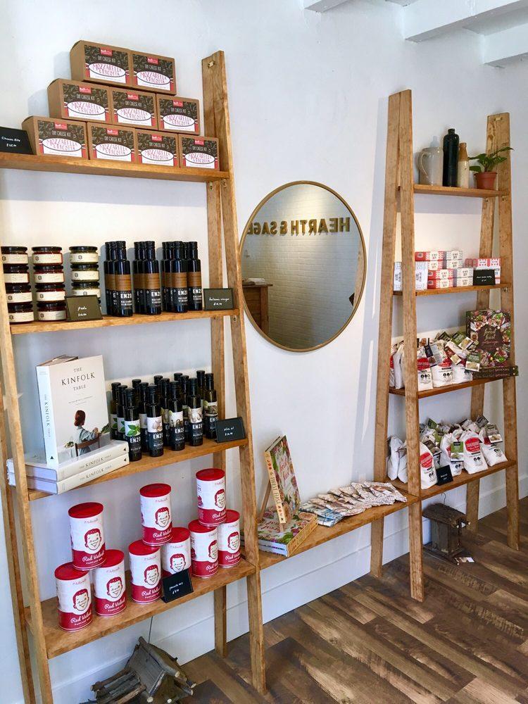 Hearth & Sage General Store: 23443 Crest Forest Dr, Crestline, CA