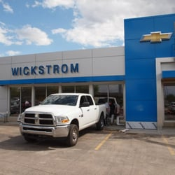 Something is. chevrolet dick service wickstrom