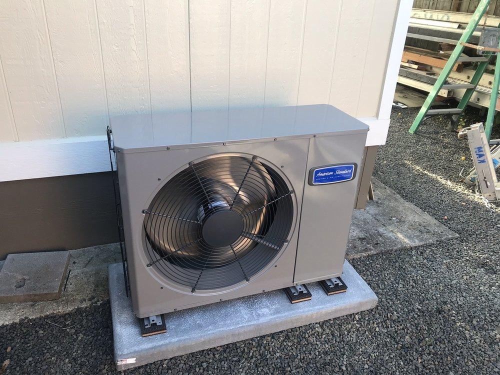 Impact Heating & Cooling: 309 NE 16th Ave, Battle Ground, WA