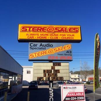 Car Stereo Sales Tallahassee Fl
