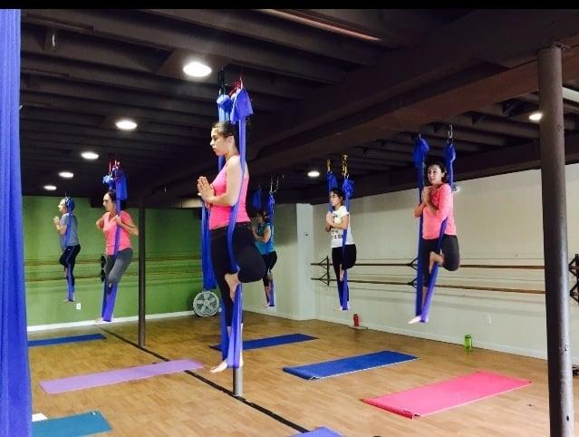 Aloft Aerial Fitness