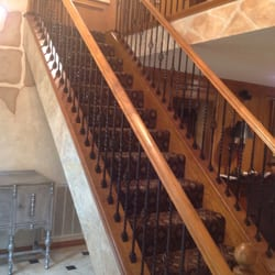 Photo Of Venetian Stairs   Houston, TX, United States. The Bosche Residence  Remodel