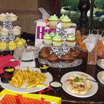 Sahara Cafe Hookah Lounge Menu