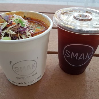 Smak Fast Food Vancouver Bc