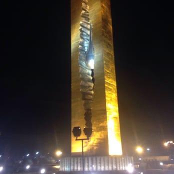 po of to the struggle against world terrorism memorial bayonne nj united states