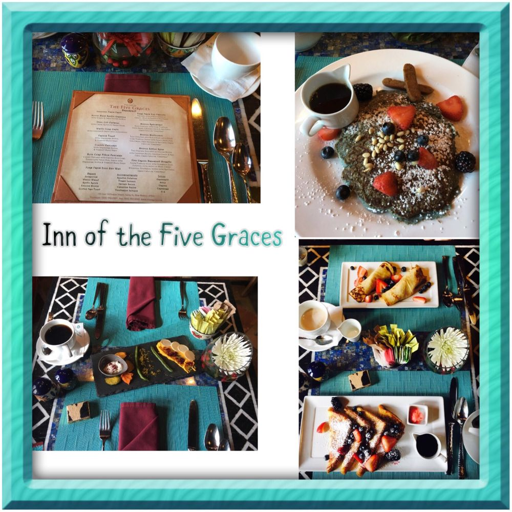 The Inn of the Five Graces