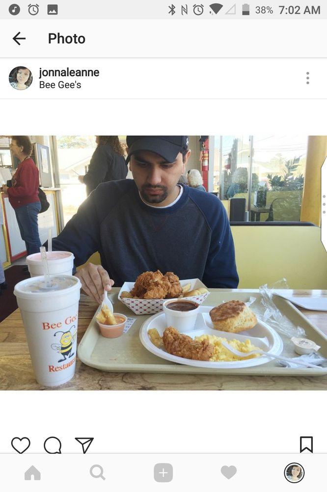 Bee-Gee's Restaurant: 1105 Baltimore Ave, Albertville, AL