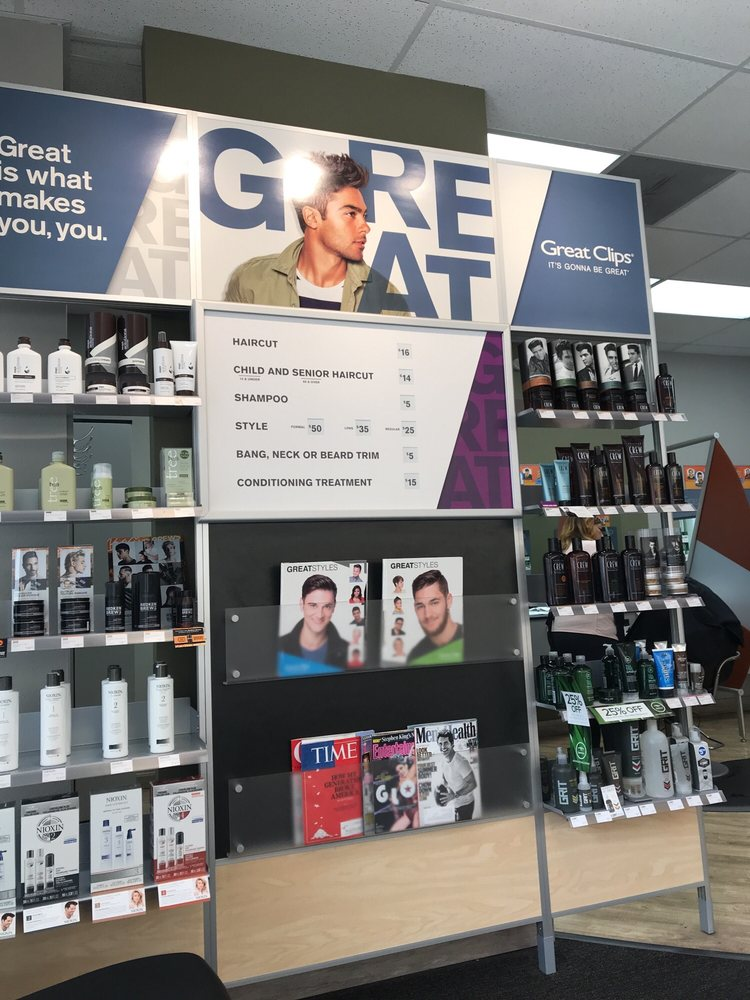 Great Clips 16 Reviews Hair Salons 901 W Foothill Blvd Upland
