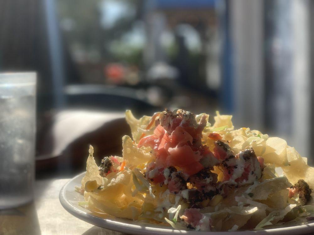 Seawitch Cafe & Tiki Bar: 227 Carolina Beach Ave N, Carolina Beach, NC