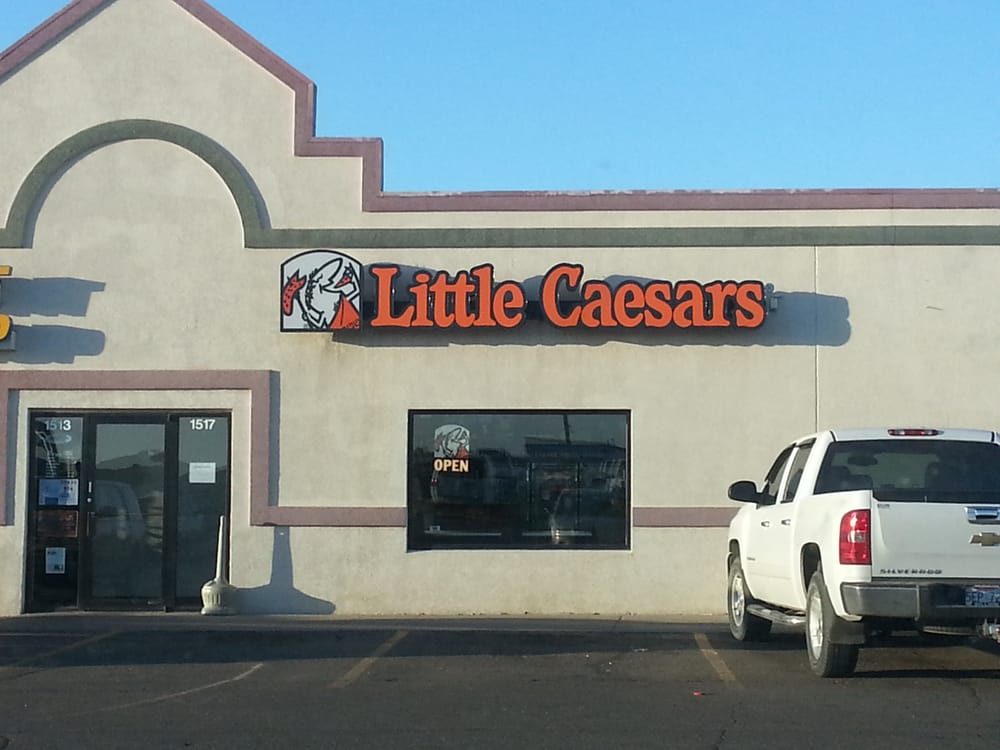 Little Caesars Pizza: 1517 9th Ave SE, Watertown, SD