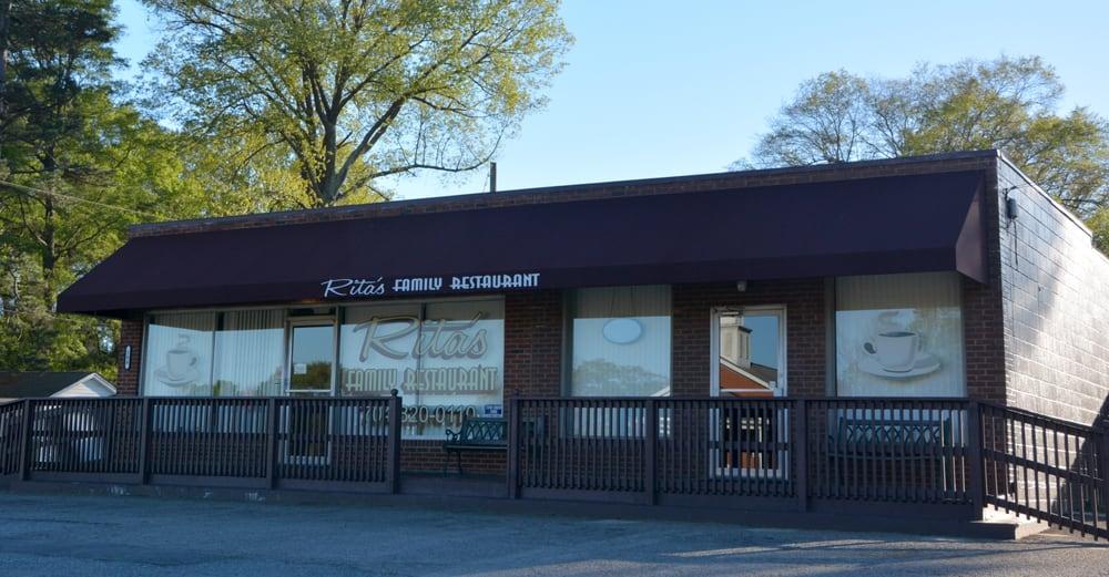 Rita's Family Restaurant: 108 Beaty Rd, Belmont, NC