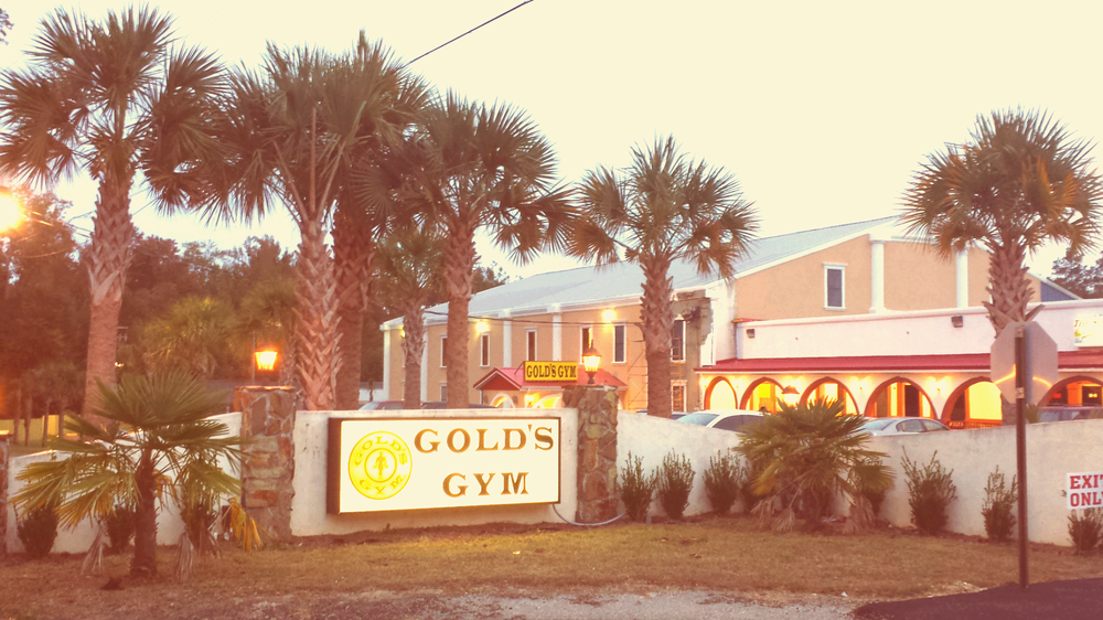 Social Spots from Gold's Gym