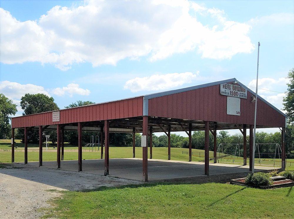 Kenneth W Bane Communty Park: 102 Garfield St, Wingate, IN