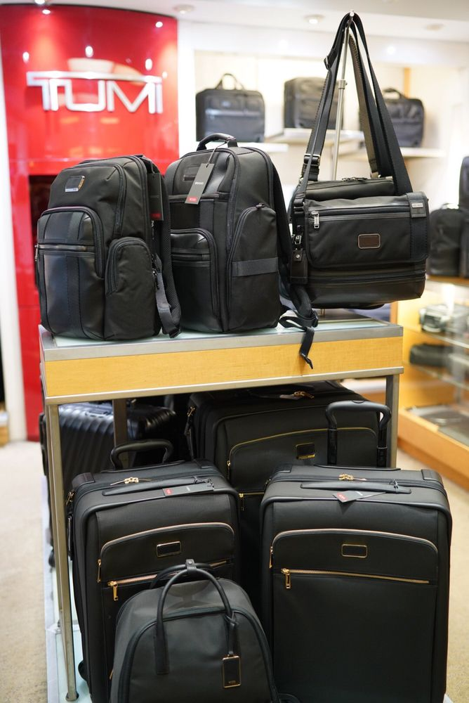 Ambassador Luggage Store   371 Madison Ave, New York, NY, 10017   +1 (212) 972-0965