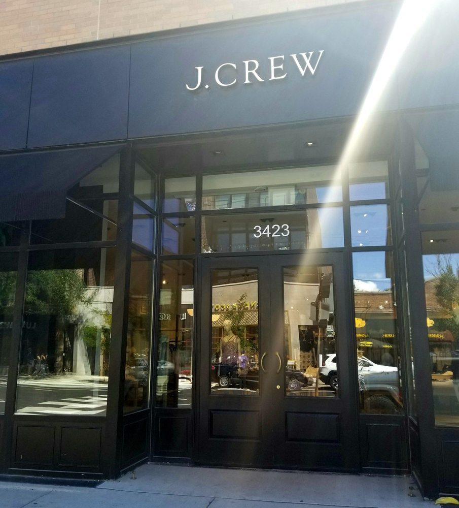 J.Crew: 3423 N Southport Ave, Chicago, IL