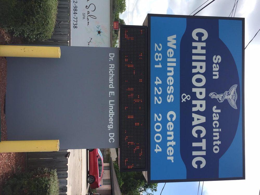 San Jacinto Chiropractic & Wellness Center: 106 Massey Tompkins Rd, Baytown, TX