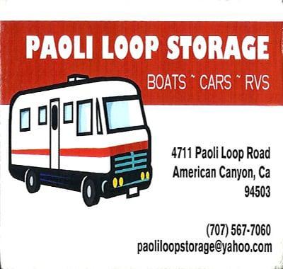 Paoli Loop Storage: 4711 Paoli Loop Storage, American Canyon, CA