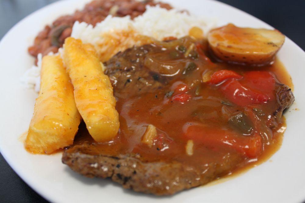 Gran Colombia Restaurante: 5700 Hwy 6, Houston, TX
