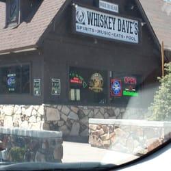 Whiskey dave s 76 foto e 187 recensioni bar 40740 for Cabine di noleggio in big bear ca