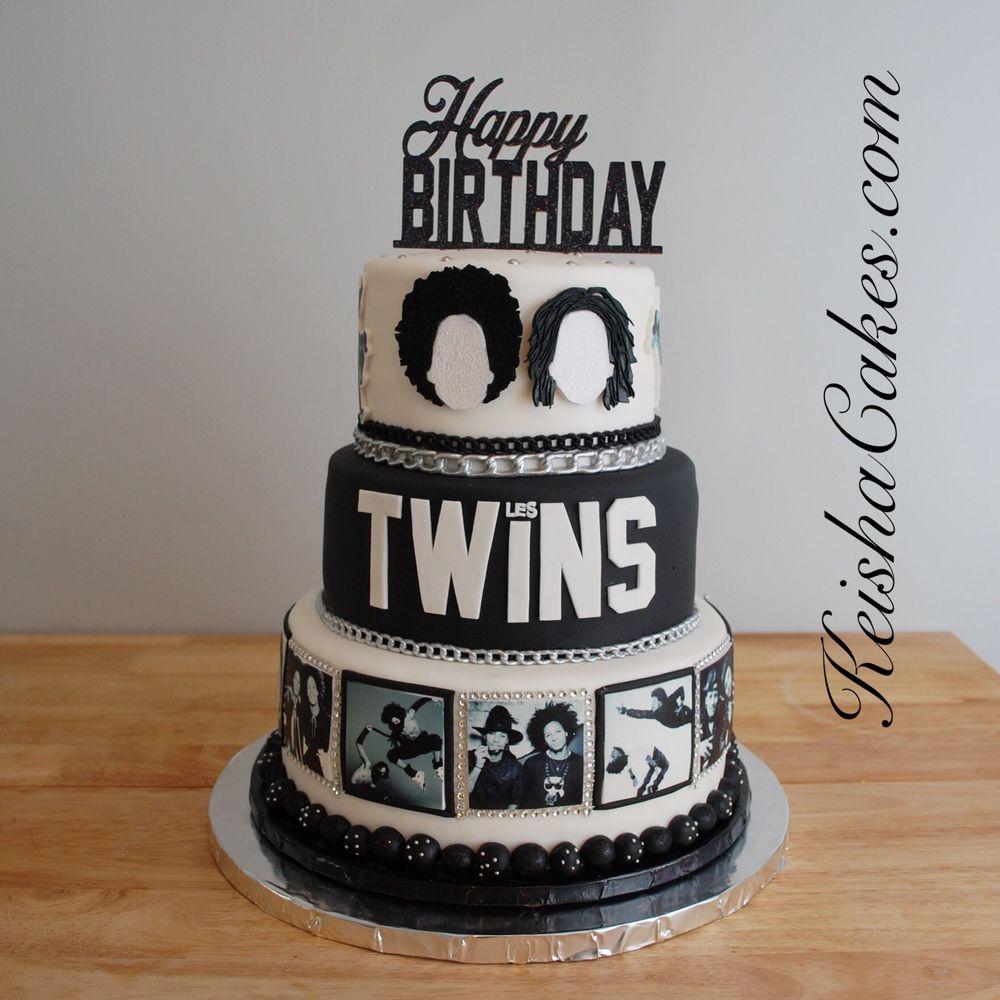 Les Twins Birthday Cake Yelp
